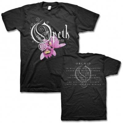 valhalla - Orchid T-Shirt (Balck)