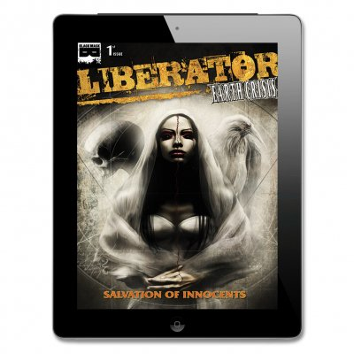 Liberator - Liberator: Salvation Of Innocents-Issue 1 Digital