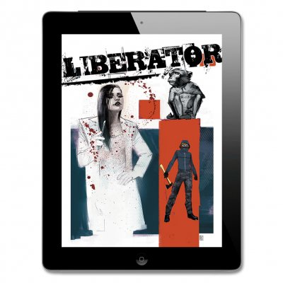Liberator - Liberator: Salvation Of Innocents-Issue 2 Digital
