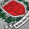 IMAGE   Varsity Crest Logo Tee (Heather Grey) - detail 2