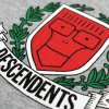 IMAGE   Varsity Crest Logo Tee (Heather Grey) - detail 4