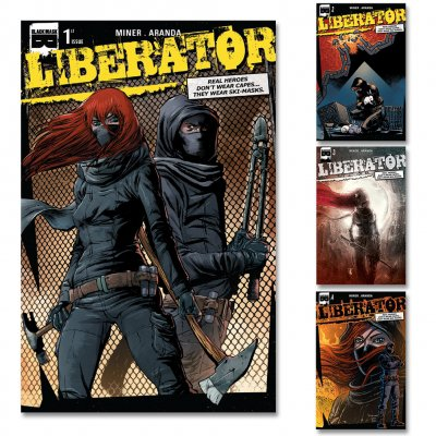 Liberator - Liberator Subscription: Issues 1-4