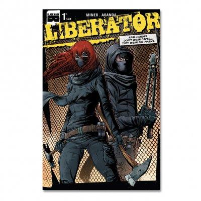 Liberator - Liberator: Issue 1