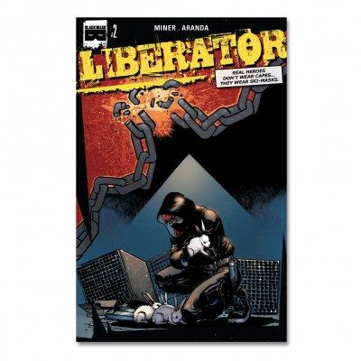 Liberator - Liberator: Issue 2