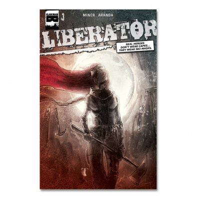 Liberator - Liberator: Issue 3