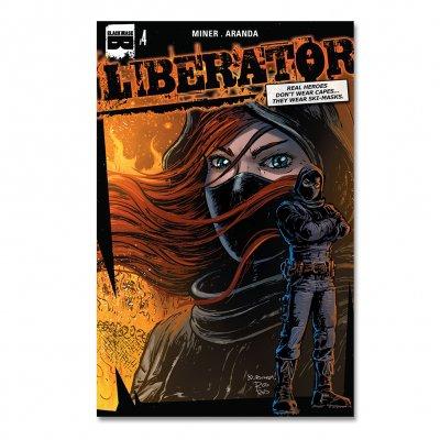 Liberator - Liberator: Issue 4
