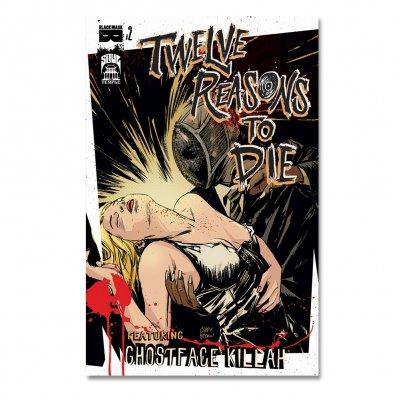 12 Reasons To Die - 12 Reasons To Die: Issue 2