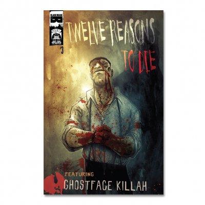 12 Reasons To Die - 12 reasons To Die: Issue 3