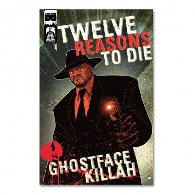 12 Reasons To Die - 12 Reasons To Die: Issue 4