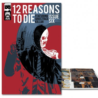 black-mask-studios - 12 Reasons To Die: Issue 6