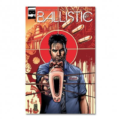Ballistic - Ballistic: Issue 4