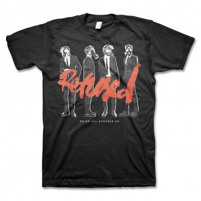Refused - All Dressed Up T-Shirt (Black)