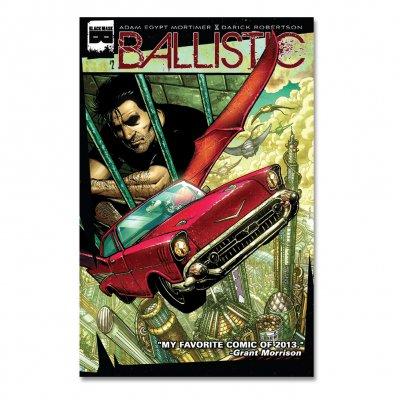 Ballistic - Ballistic - Issue 2