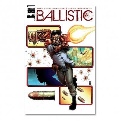 Ballistic - Ballistic - Issue 3