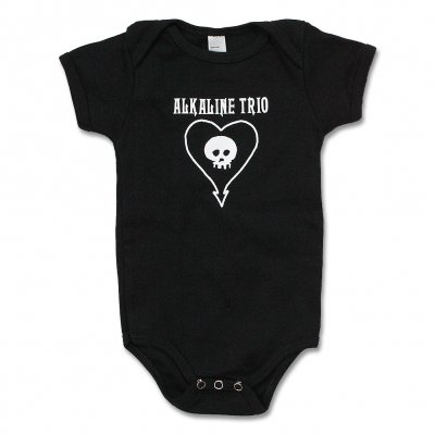 epitaph-records - Heart Skull Onesie
