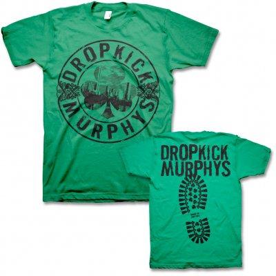 dropkick-murphys - Boot Tee