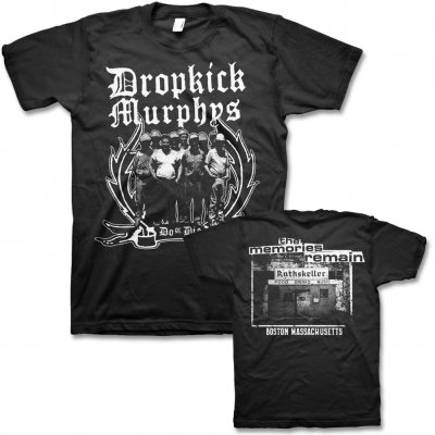 dropkick-murphys - Do Or Die Tee