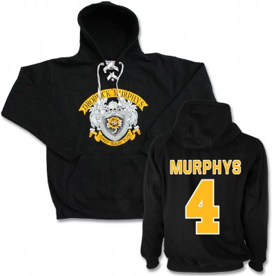 dropkick-murphys - Laced #4 Pullover Hoodie