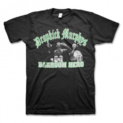 Dropkick Murphys - Barroom Hero Tee