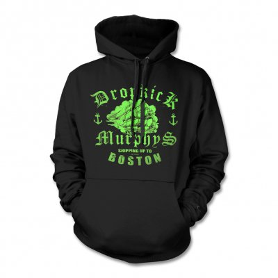 dropkick-murphys - NEW Shipping Up To Boston Pullover Hoodie