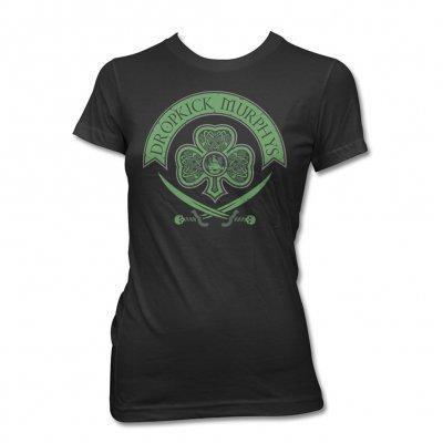 Dropkick Murphys - Celtic Swords Tee - Women's