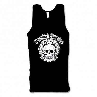 Dropkick Murphys - Boston Skull Womens Beater