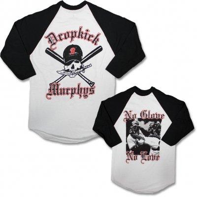 dropkick-murphys - Pirate Baseball Tee