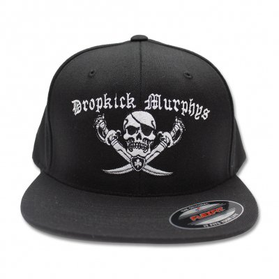 dropkick-murphys - Pirate Snapback Hat