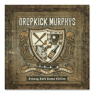dropkick-murphys - Going Out In Style Live @ Fenway Edition - 2xCD