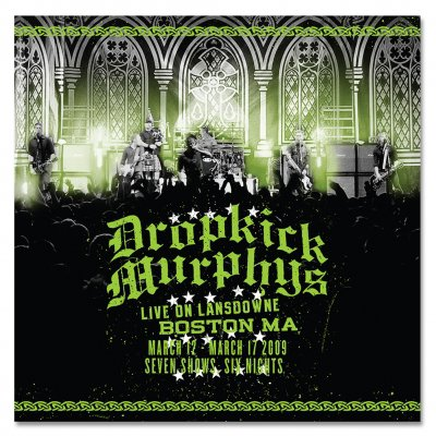 dropkick-murphys - Live On Lansdowne - Deluxe CD/DVD