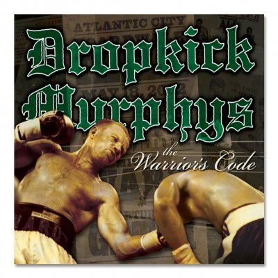 Dropkick Murphys - The Warriors Code CD