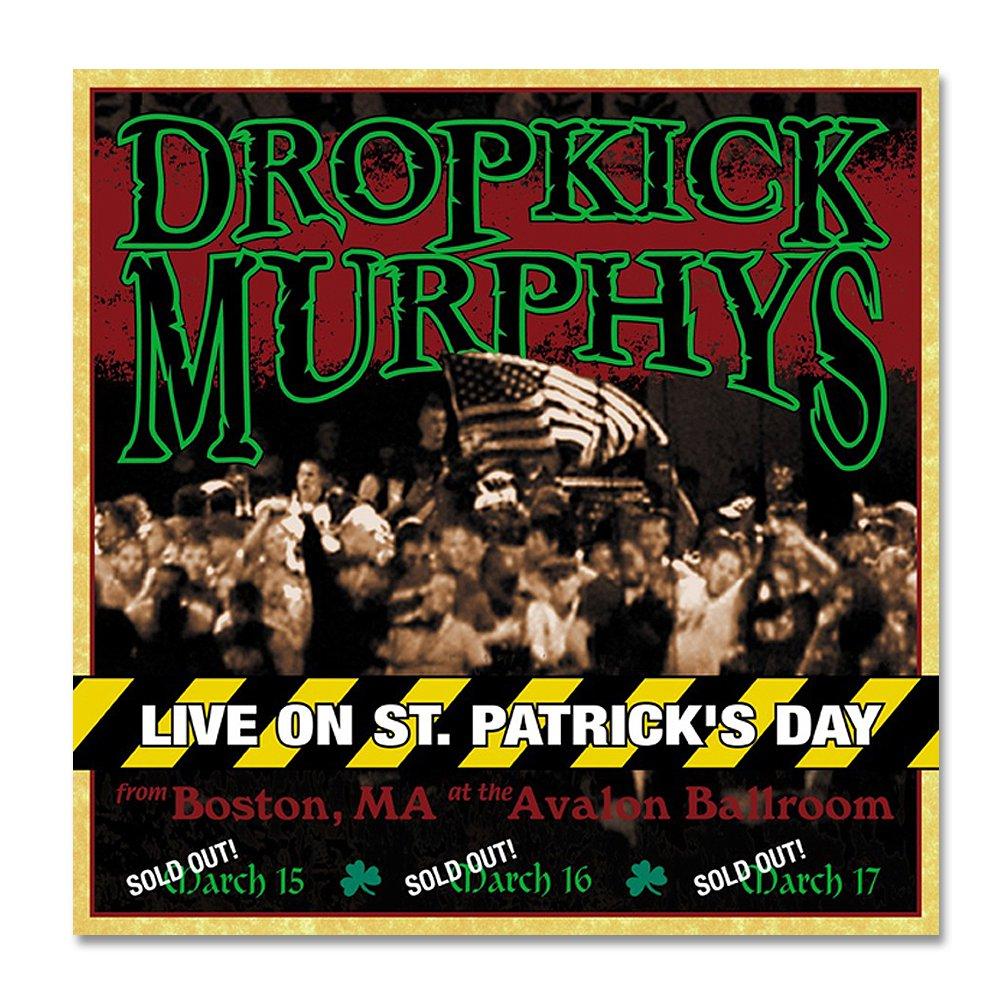 IMAGE   Live on St. Patrick's Day CD