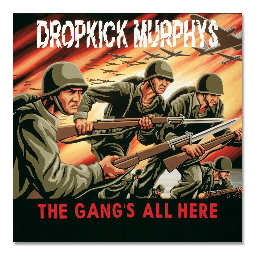 IMAGE   The Gang's All Here CD
