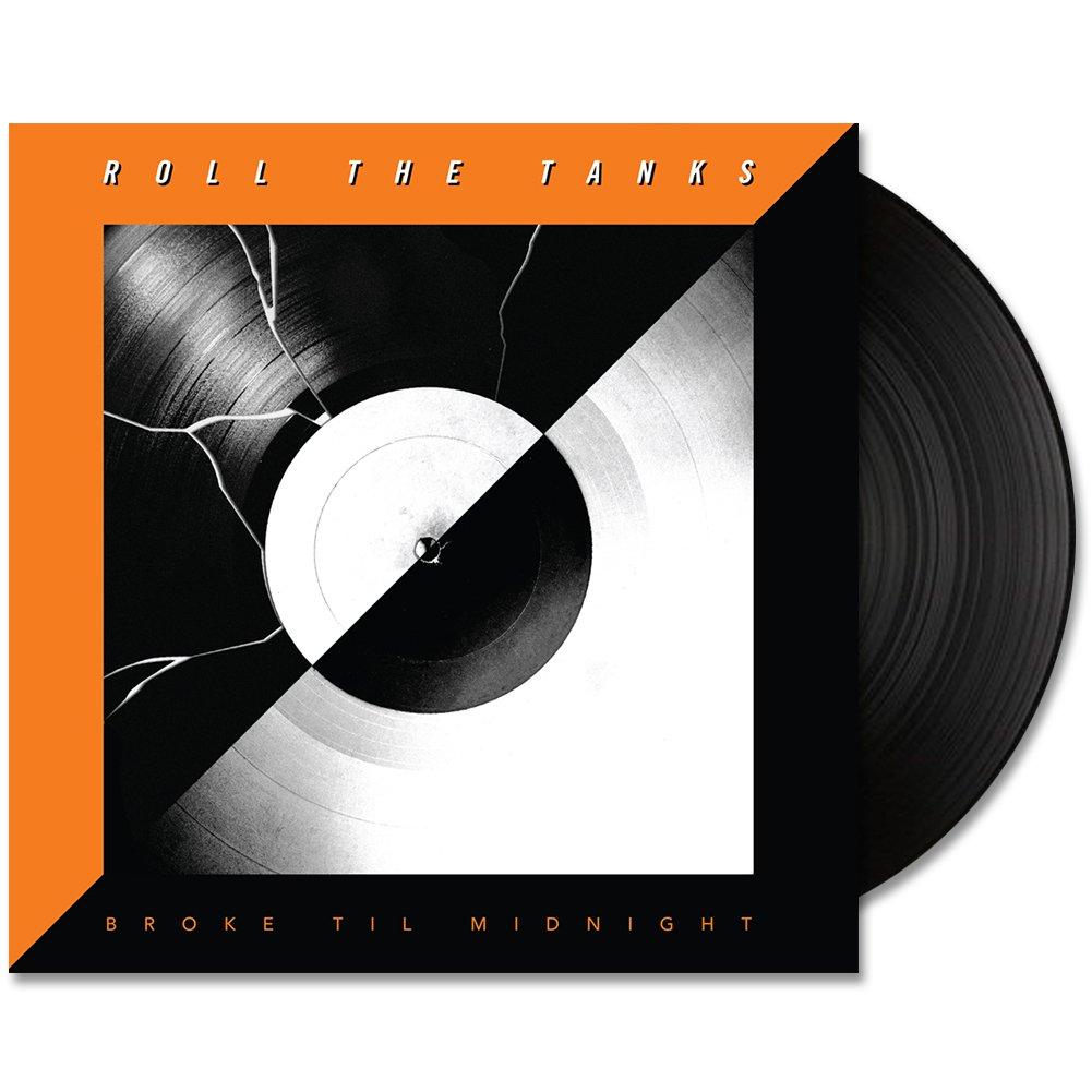 IMAGE | Broke Til Midnight - LP (Black)