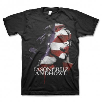 jason-cruz-and-howl - Vampire T-Shirt
