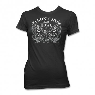 jason-cruz-and-howl - Old School Logo - Women's T-Shirt