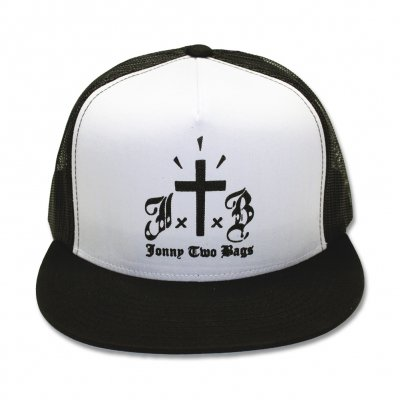 jonny-two-bags - Salvation Town Trucker Hat