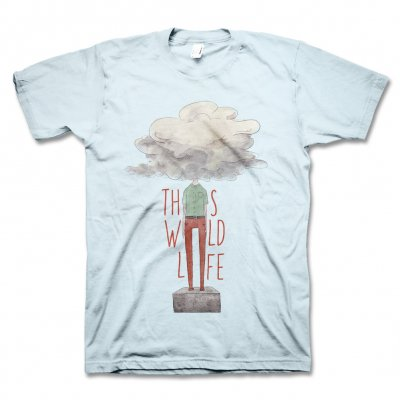 This Wild Life - Clouded Album Cover Tee