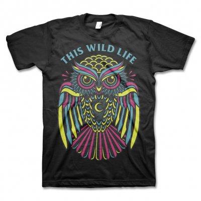 This Wild Life - TWL Owl Tee