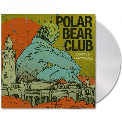 polar-bear-club - Chasing Hamburg LP (Clear)