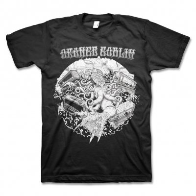 Orange Goblin - Octopus T-Shirt