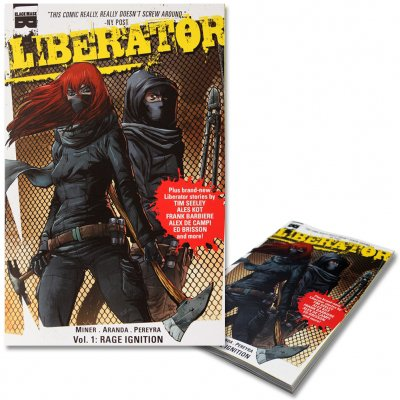 Liberator - Liberator - Vol. 1 Rage Ignition