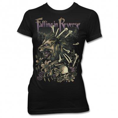 Falling In Reverse - Wilderness (Women's) T-Shirt