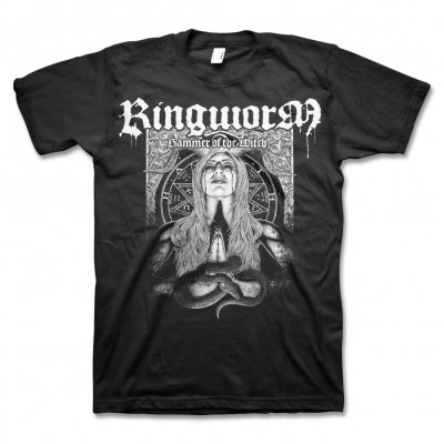 Ringworm - Hammer Of  The Witch T-Shirt