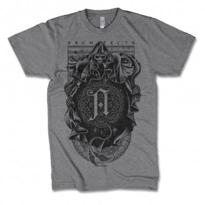 Architects - Reaper T-Shirt (Grey)
