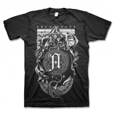 epitaph-records - Reaper T-Shirt (Black)