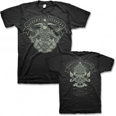 dropkick-murphys - 2014 St. Paddy's Event Tee - Mens