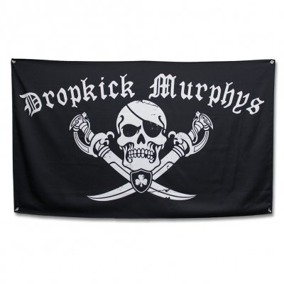 dropkick-murphys - Pirate Flag