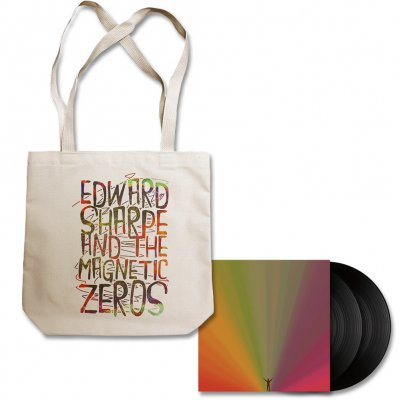 Edward Sharpe - Edward Sharpe - 2xLP & Tote Bag