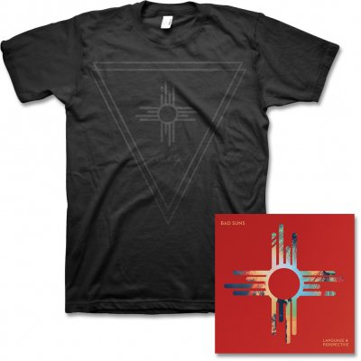 Bad Suns - Language & Perspective - CD & Tee
